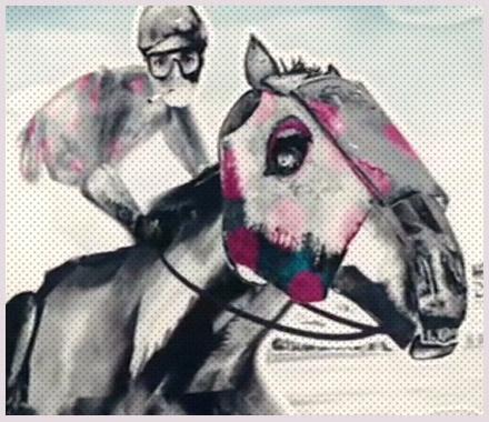 BUNNY & THE BULL / HORSE RACE