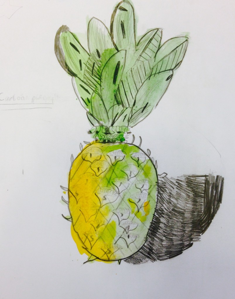 WATERCOLOUR_PINEAPPLE_12