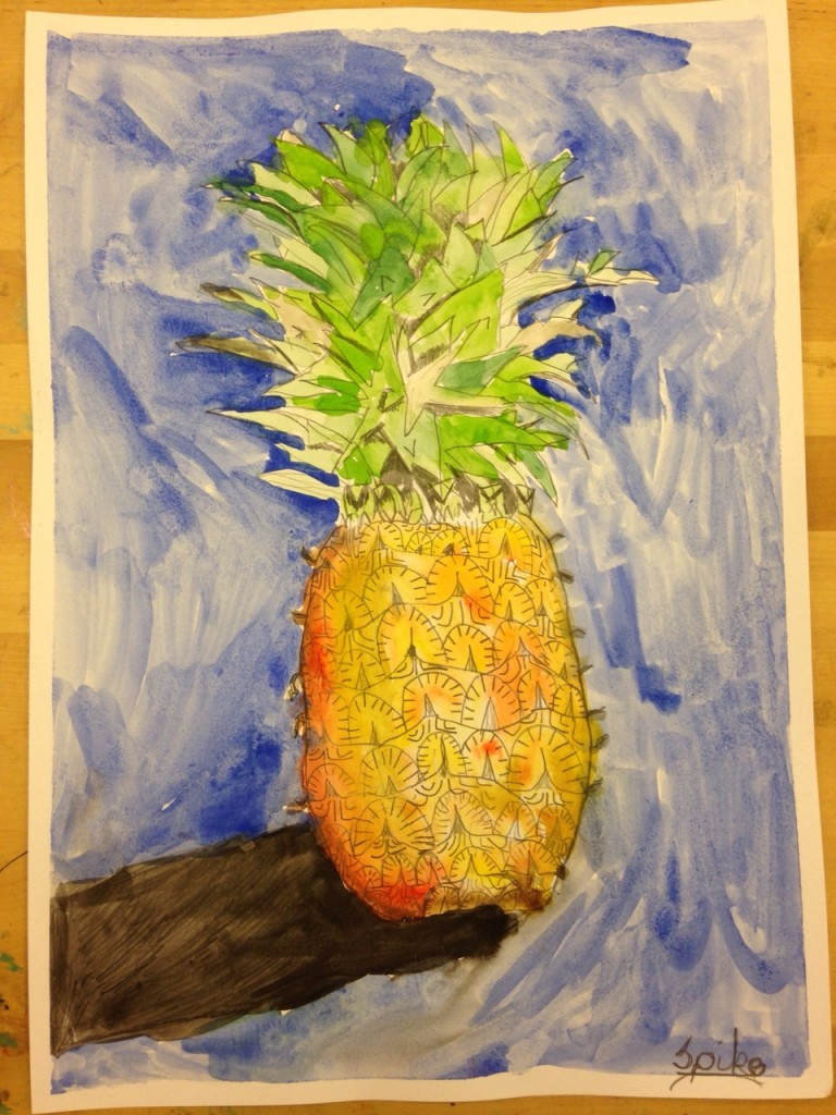 WATERCOLOUR_PINEAPPLE_23