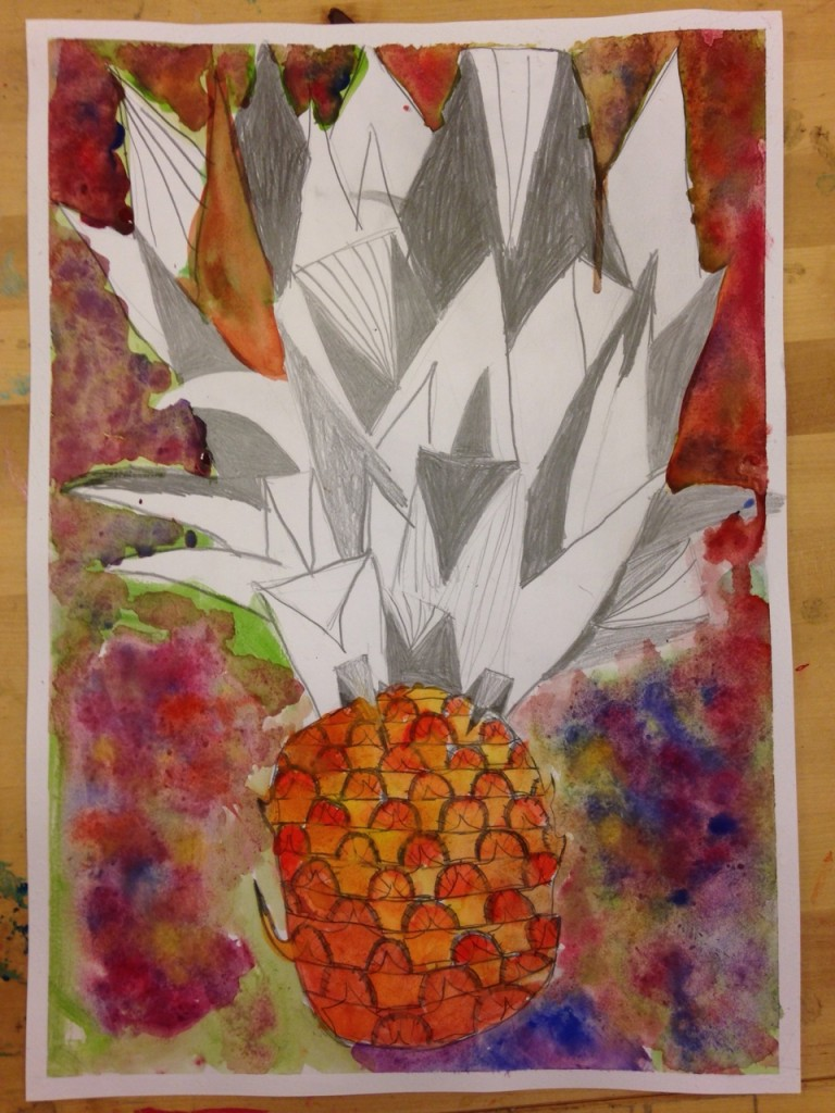 WATERCOLOUR_PINEAPPLE_24