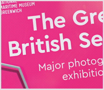 NATIONAL MARITIME MUSEUM / THE GREAT BRITISH SEASIDE TRAILER